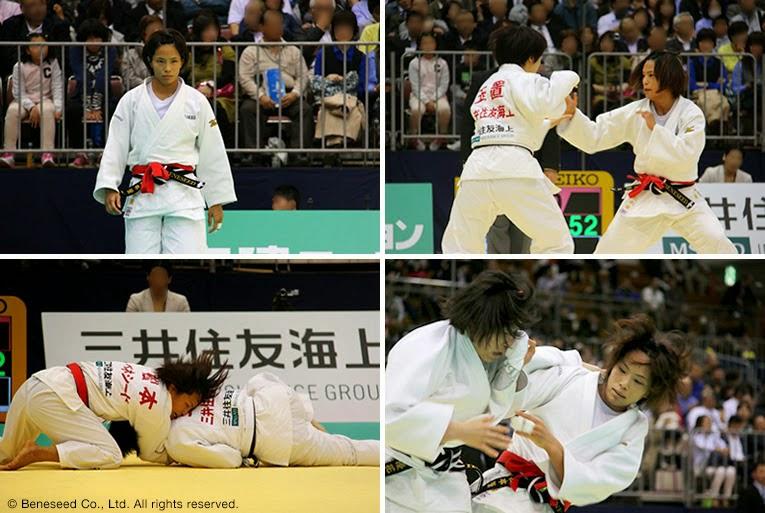 松本薫選手 全日本選抜柔道体重別選手権で優勝しました。 | ベネシード柔道部 ベネシード
